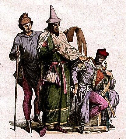 Commoner, Wizard, Knight