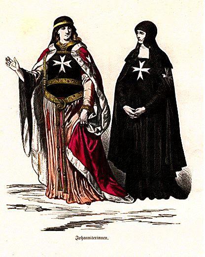 Hospitaller Women